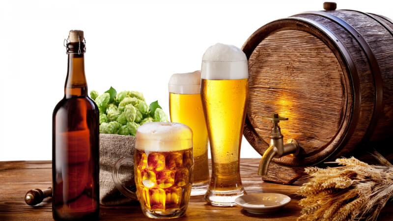Sử dụng nhiều bia rượu gây suy yếu gan