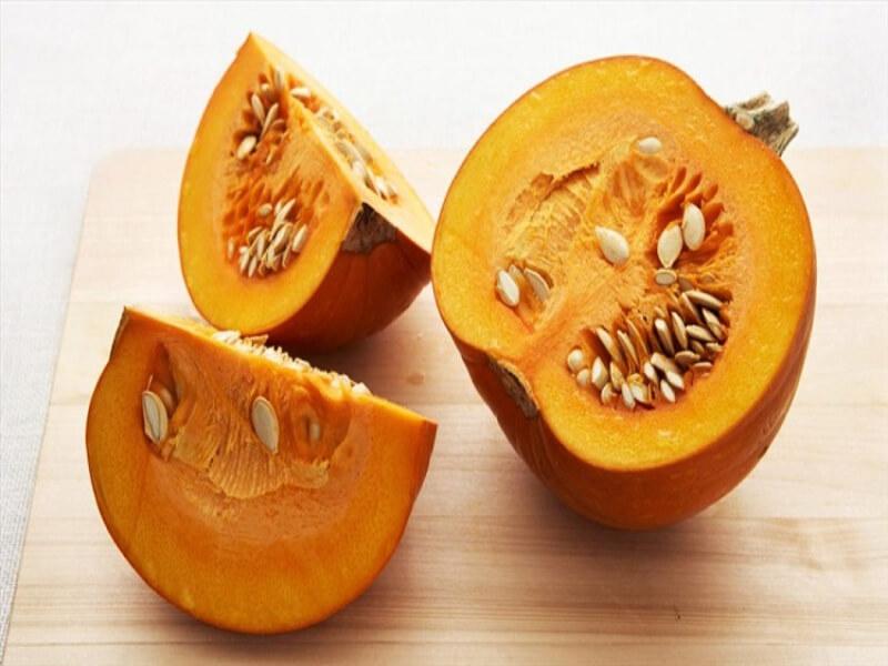 Bí ngô có dụng chống lão hóa, hỗ trợ giảm cân, giảm mỡ máu hiệu quả