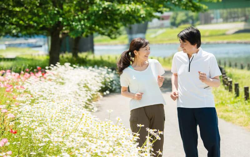 Luyện tập thể dục thường xuyên giúp nâng cao sức khỏe và kiểm soát cân nặng