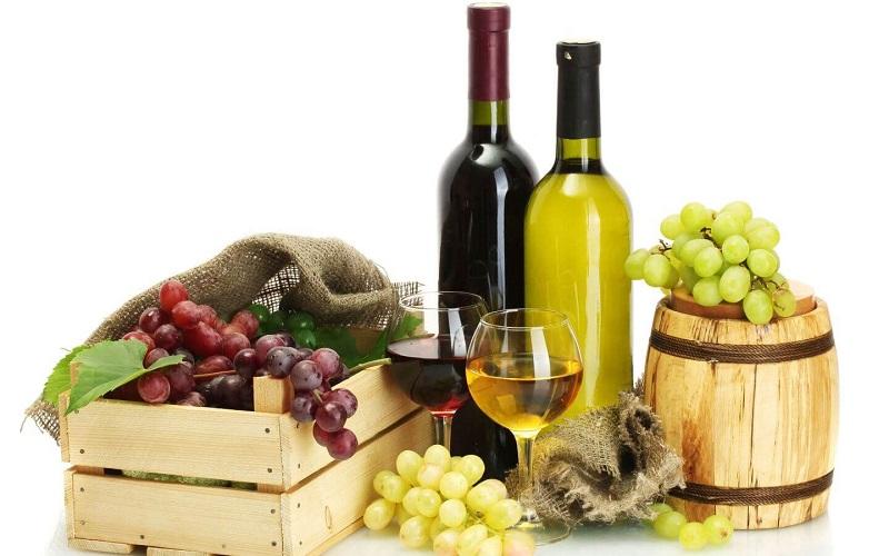 Rượu vang nho làm giảm lượng cholesterol xấu