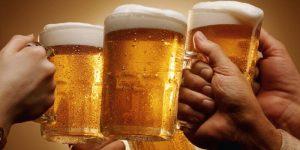 uống nhiều rượu bia gây máu nhiễm mỡ